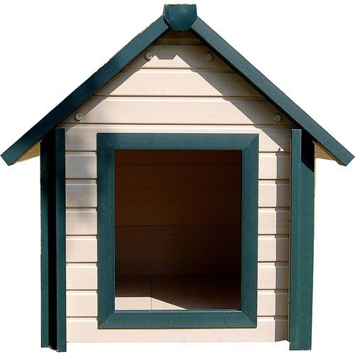 Eco Concepts Bunkhouse Large Dog House Brown Products Large