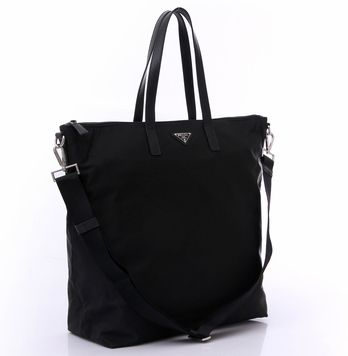 Authentic Prada Nylon Tote Bag Va0906 Black At Modaqueen All About Bags Pinterest And
