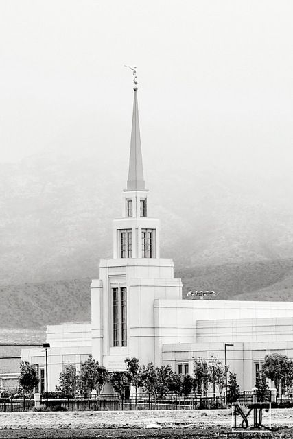 Marquette LaRee Photography: Gila Valley Temple