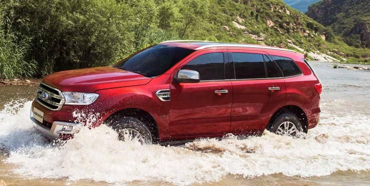 6 Suvs That Can Nearly Go Swimming Ford Ecosport To Toyota Fortuner Ford Ecosport Ford