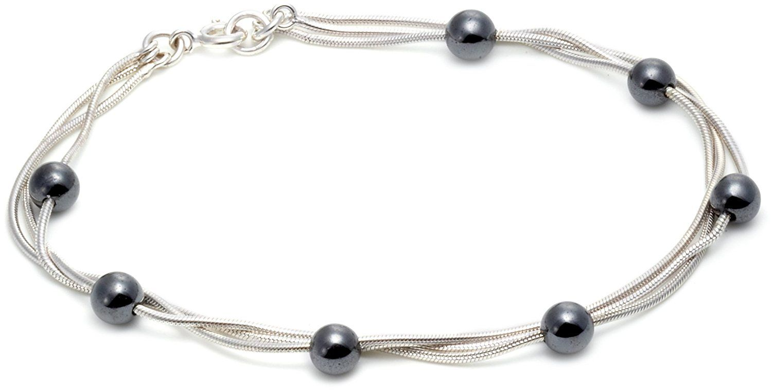 Tuscany Silver Sterling Silver Rope Bracelet of 18cm/7 nYkiN