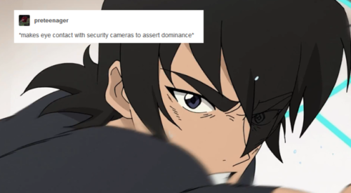 voltron legendary defender | Tumblr, makes eye contact with security