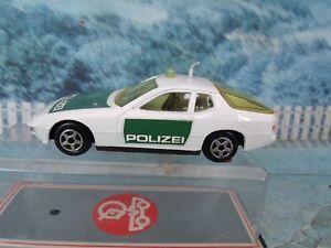 143 Norev France Porsche 924 Police Car Porsche Transaxles