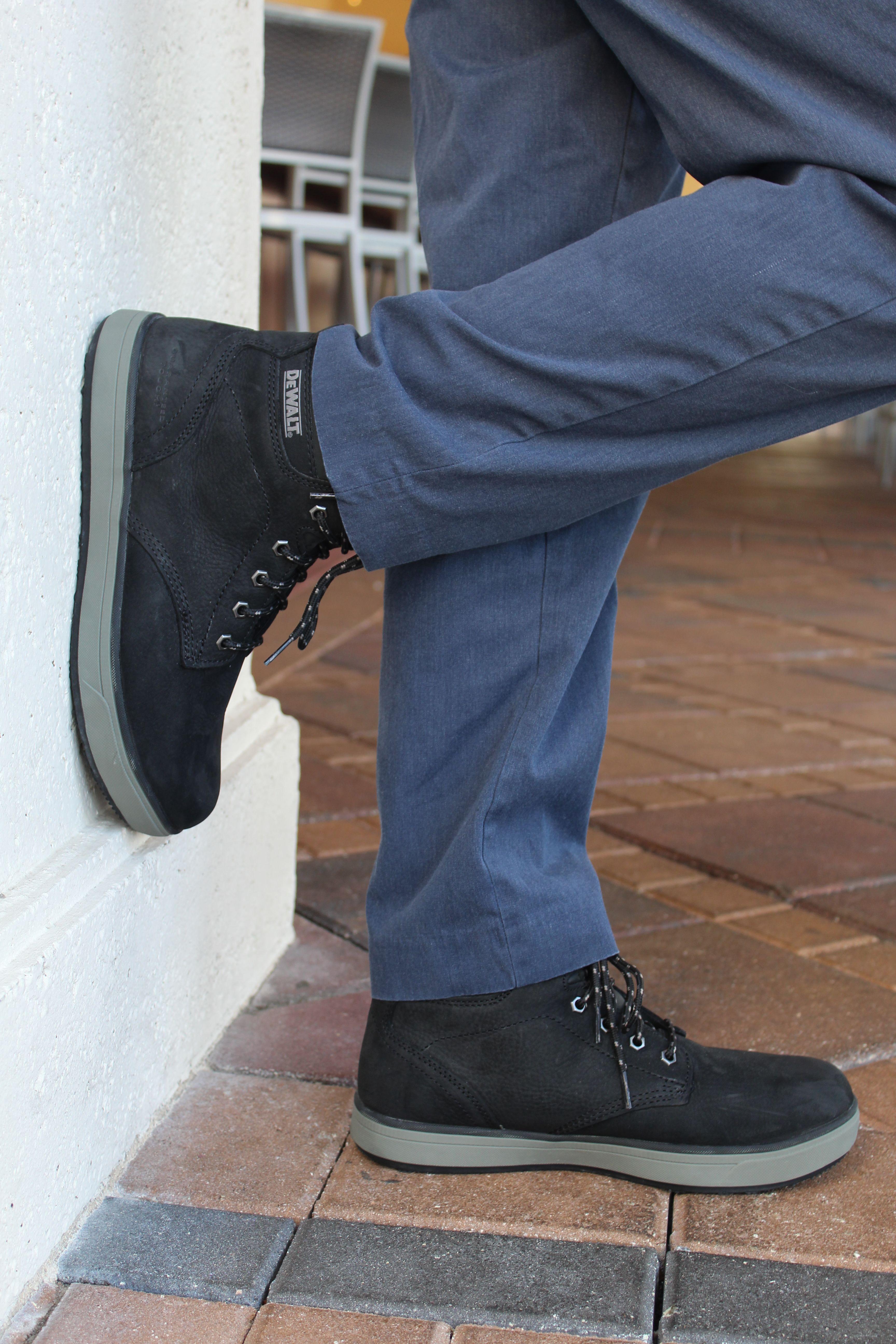 6fcda3eb759 Plasma - Steel Toe - Black in 2019 | Work Boots | Steel toe work ...