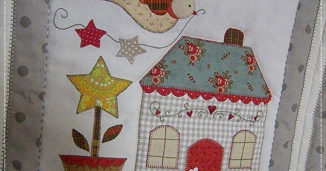 2012 Mystery Quilt- BOM program na Shabby Fabrics.  Pekný dník a všetko naaaj v Novom roku všetkým čo sem nakuknú ♥                         ...