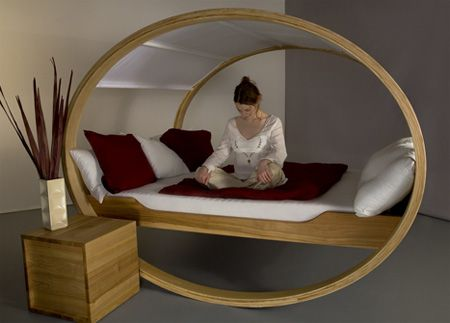 Private Cloud Rocking Bed  The Private Cloud is a patented rocking bed by German…
