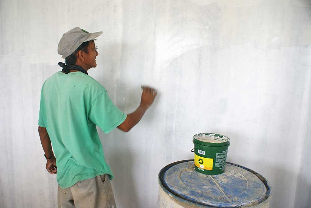 Wall Apply Putty Home Hacks Home Projects Philippine Houses