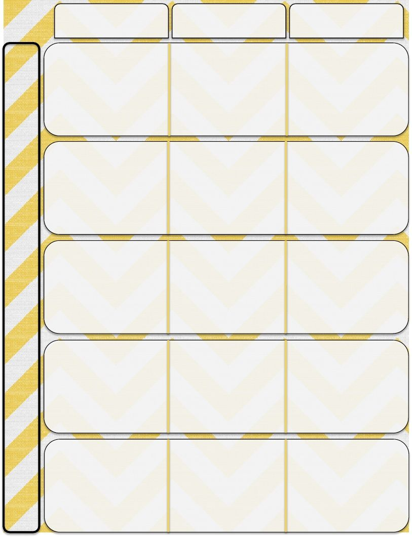 Lesson Plan Template   Scribd   Organized class   Pinterest