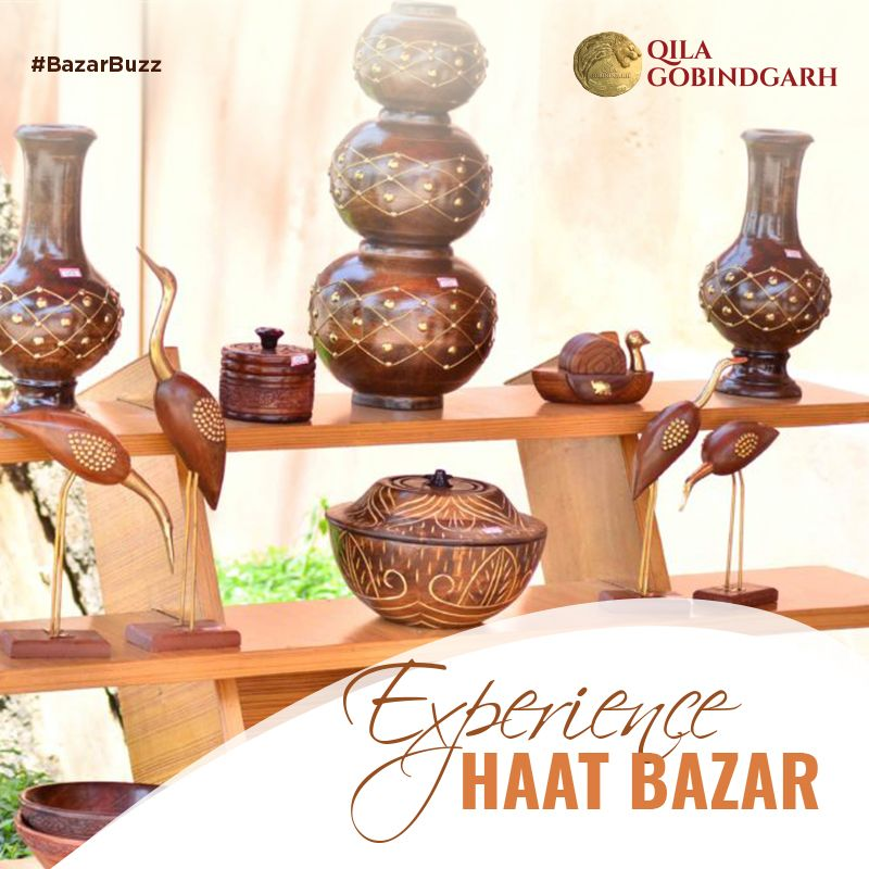 Indian Decor Indian Decor Ideas Indian Home Tour Home: The Haat Bazar At Gobindgarh Fort Is A Short Tour To The