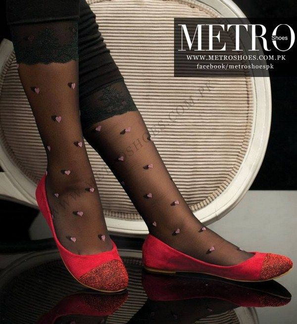 Metro Shoes Winter Footwear Collection 2013 For Women 004