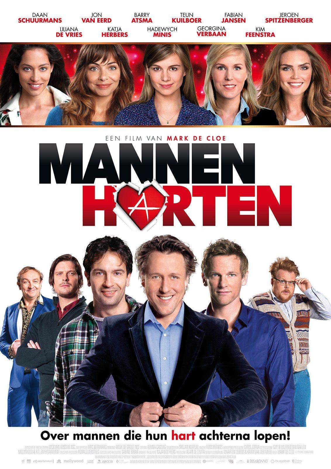 Verwonderlijk Mannenharten (2013) in 2020 | Romantische films, Film, Netflix HZ-28