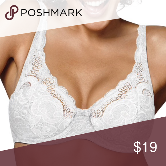 8ad10dd9d4 Playtex Lightly Lined Underwire Bra 40DD New with tags- size 40DD • Lightly  lined cups