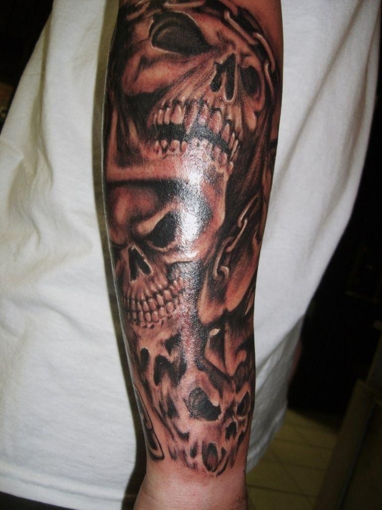 Skull Half Sleeve Tattoos For Men 51 Skull Tattoos For Men And Women Skull Sleeve Tattoos Half Sleeve Tattoos For Guys Sleeve Tattoos