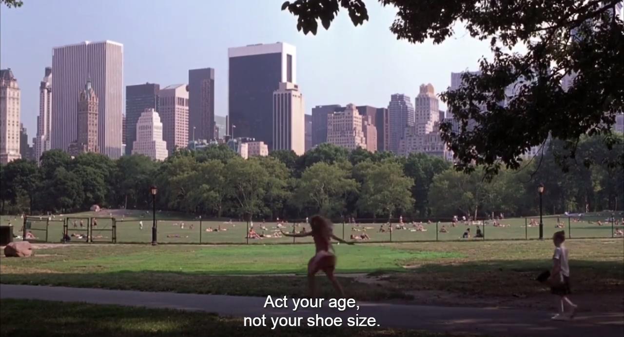 Uptown Girls (2003) dir. Boaz Yakin Pretty movie, Uptown