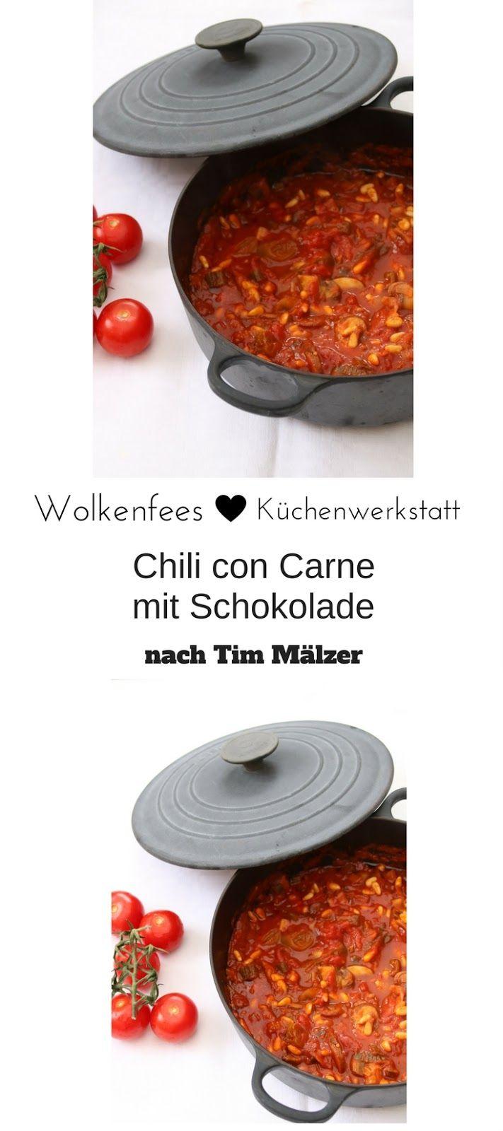 Chili Con Carne Mit Schokolade Das Beste Rezept Nach Tim Mälzer