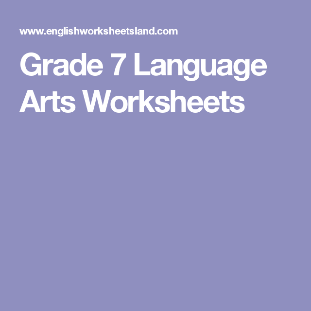 moreover Language Arts Worksheets For Middle And High Level Students as well Third Grade Language Arts Worksheets Grade Language Arts Worksheets furthermore Test Your Fifth Grader With These Math Word Problem Worksheets also English Worksheets   7th Grade  mon Core Worksheets together with  likewise English Worksheets   7th Grade  mon Core Aligned Worksheets   ELA additionally First Grade Language Arts Worksheets moreover 7th Grade Ela Practice Worksheets 7 Worksheets Grade  prehension besides  in addition  additionally pound Sentences Task Cards and Quiz   Reading  Writing  Grammar likewise  also  as well Grade 7 Language Arts Worksheets   7th Grade ELA   Pinterest as well English Worksheets   7th Grade  mon Core Aligned Worksheets. on 7th grade language arts worksheets