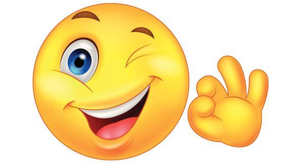 Image result for winky emoji