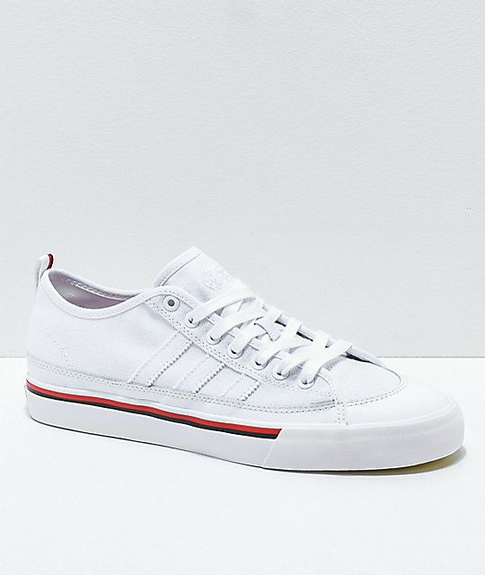 adidas Matchcourt RX3 Na Kel White Shoes | clothes to look