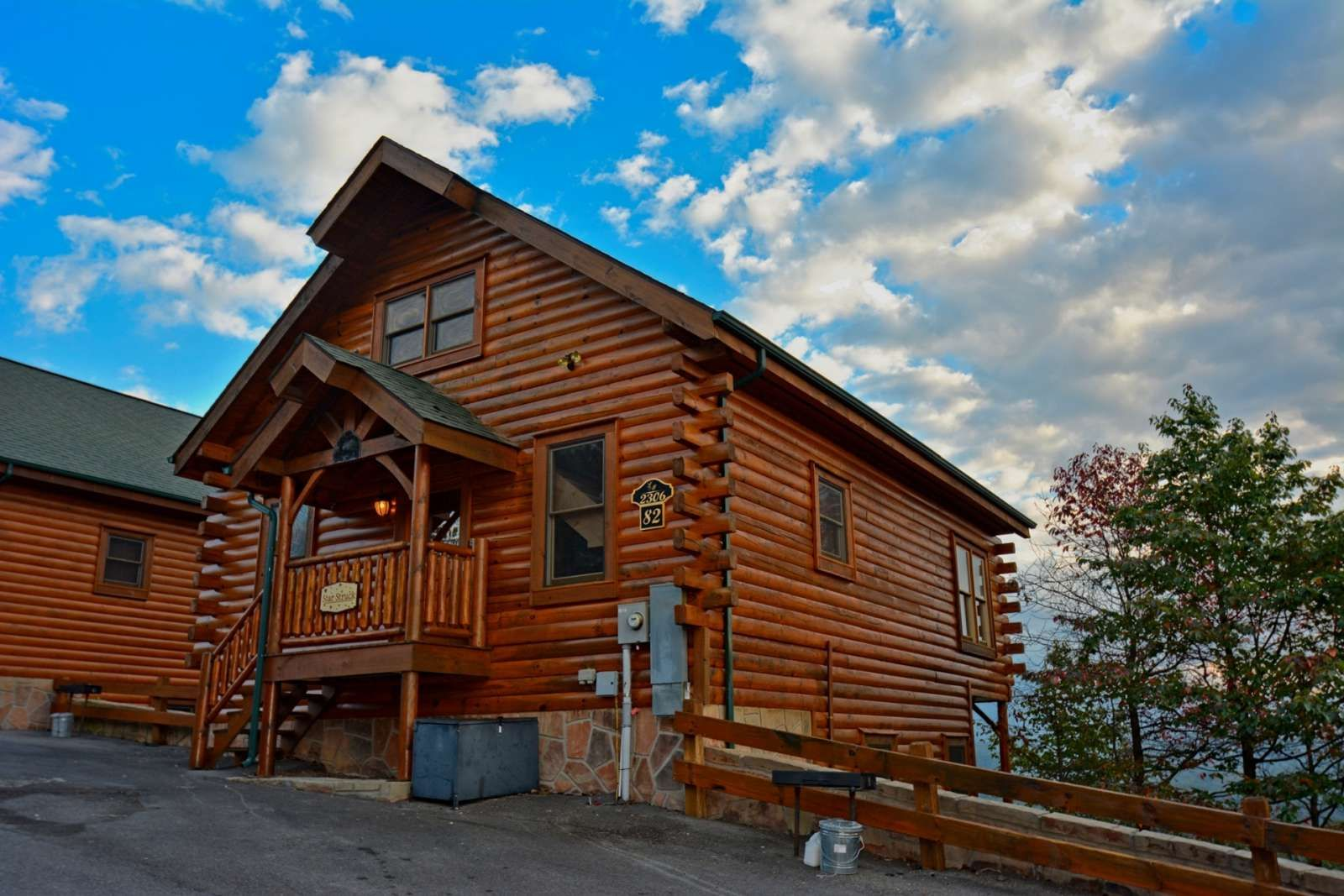 Sevierville vacation rental star struck cabin rental on itrip net tennessee