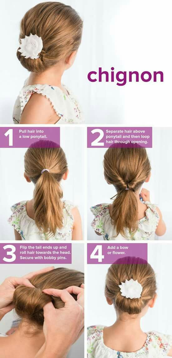 Peinados Pe Hair Styles Girl Hair Dos Little Girl Hairstyles