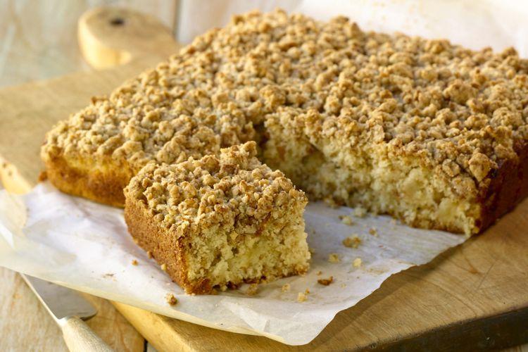 Easy Homemade Streusel Coffee Cake Recipe With Images Coffee Cake Recipes Sourdough Coffee Cake Recipe Coffee Cake