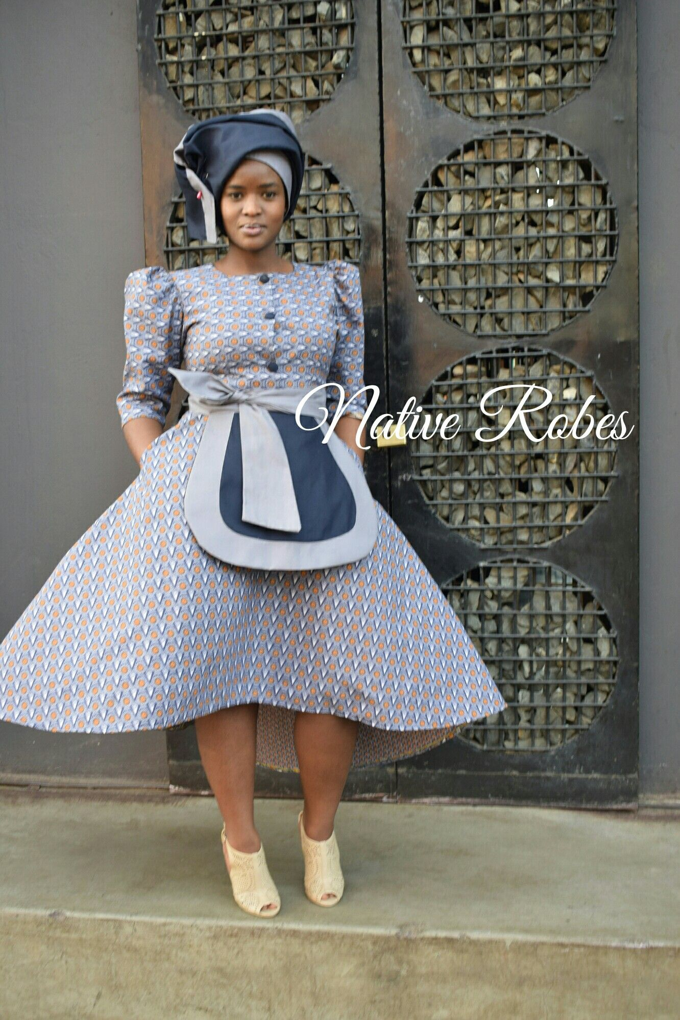 Xhosa Makoti Xhosa outfit in Pinterest Xhosa Africans