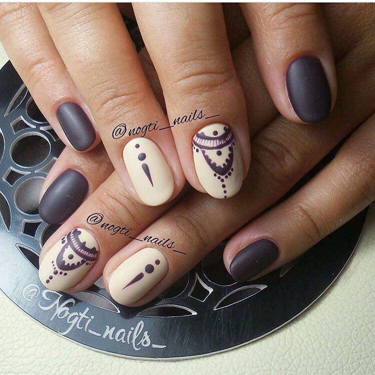 Nail Art #2222 - Best Nail Art Designs Gallery   Autumn nails ...