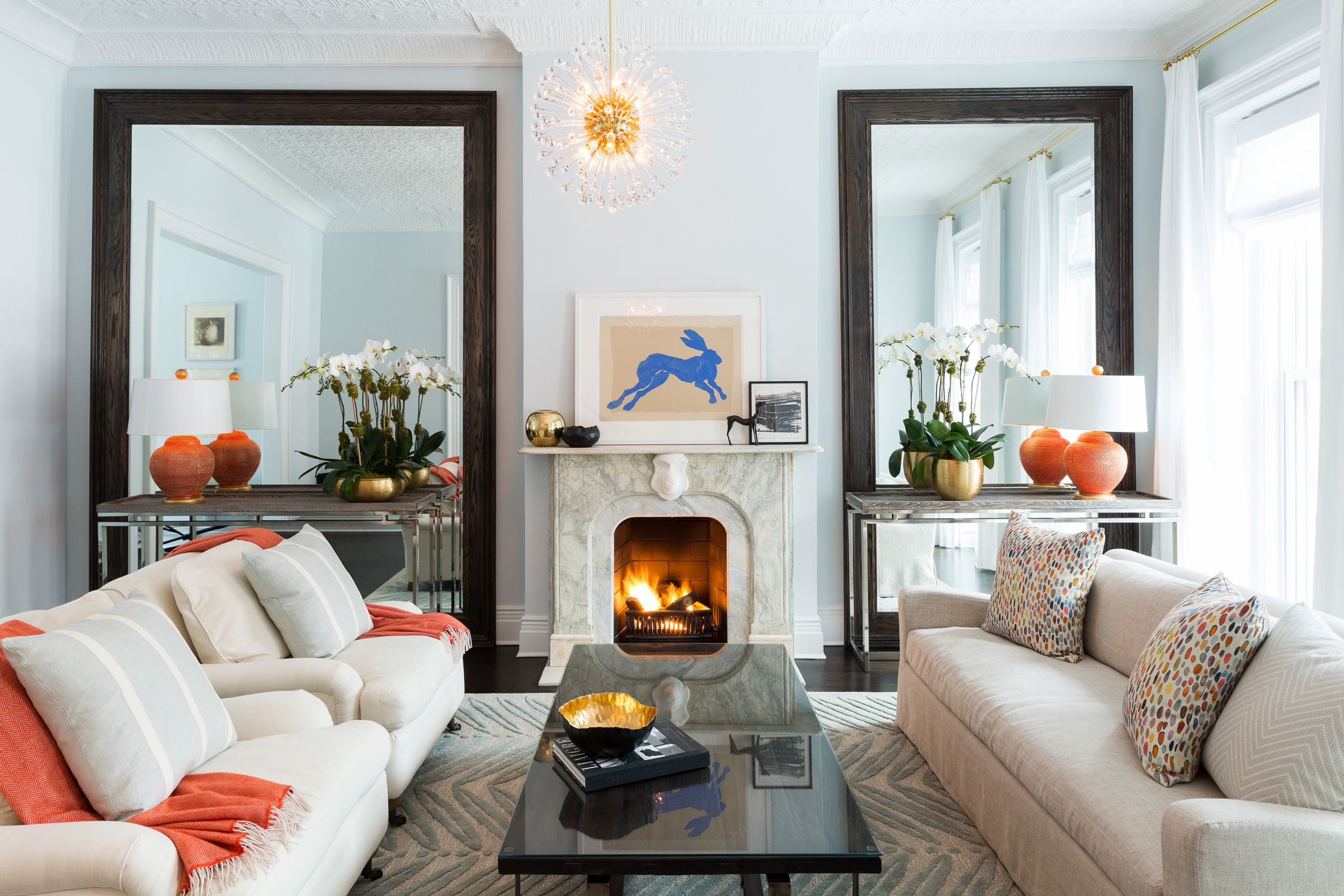 50 Simple Lovely Rooms Inspiring Me This Very Moment {Decor Inspiration}. Small  Living ...