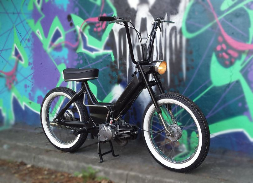 MOPED OF THE DAY