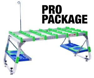 Benchmark Pro Package Steep Price But It Looked Cool On Tv Portable Work Table Festool Diy Workbench