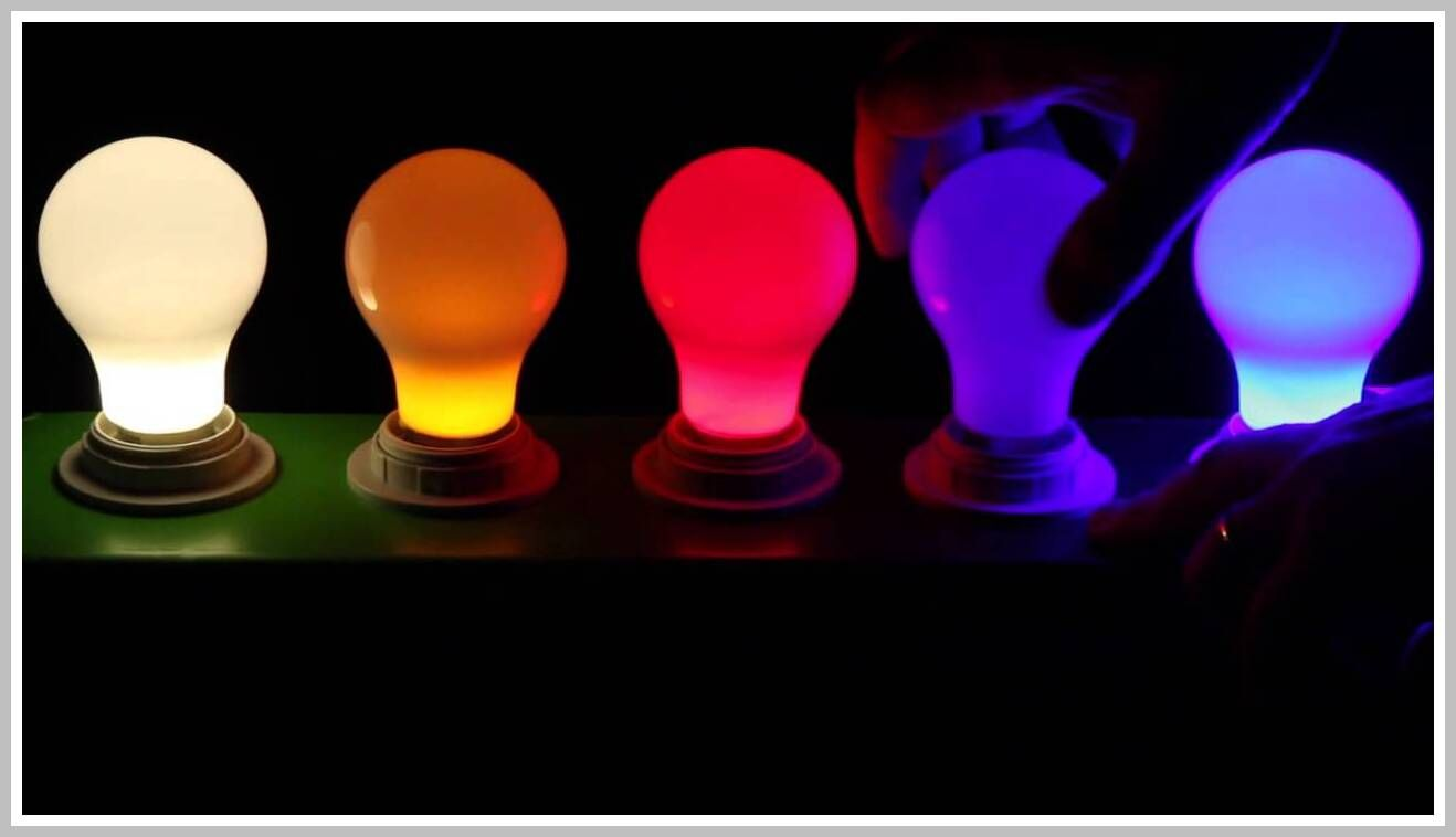 70 Reference Of Light Color Led In 2020 Colored Light Bulbs Colored Led Lights Led Lights