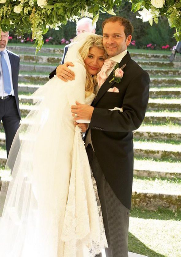 Holly Willoughby S Wedding Google Search