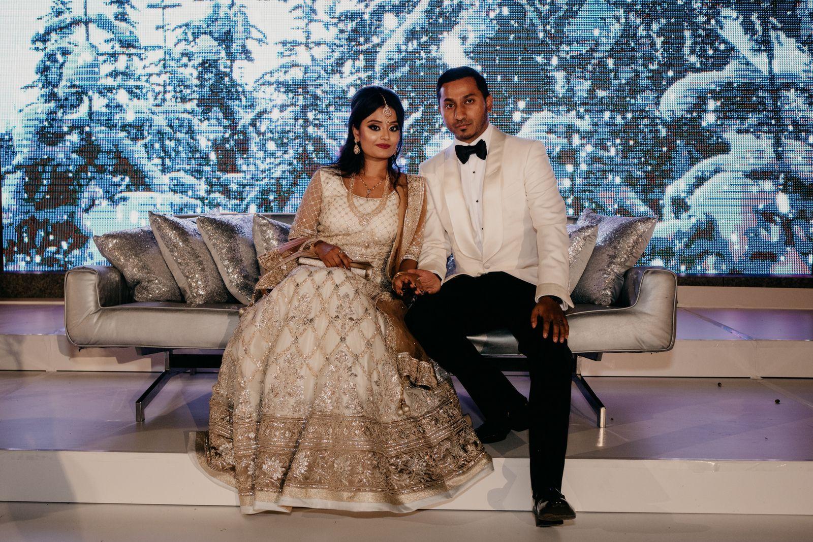Winter Wonderland Wedding South Asian Wedding, Winter Wonderland Wedding, Wedding  Coordinator, Blue Wedding