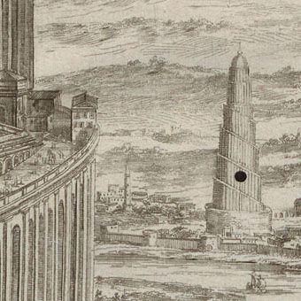 Athanasius Kircher S Tower Of Babel