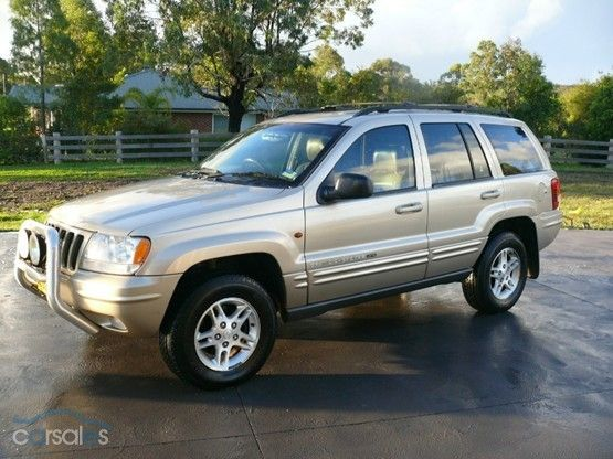 2000 Jeep Grand Cherokee Limited Wj Suv Private Cars For Sale In