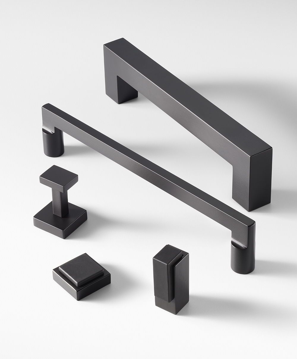 Rockwood Architectural Door Pulls Offer Endless Options With A Mix