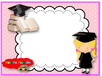 Maestra Asunción Para Egresados Graduación Preescolar
