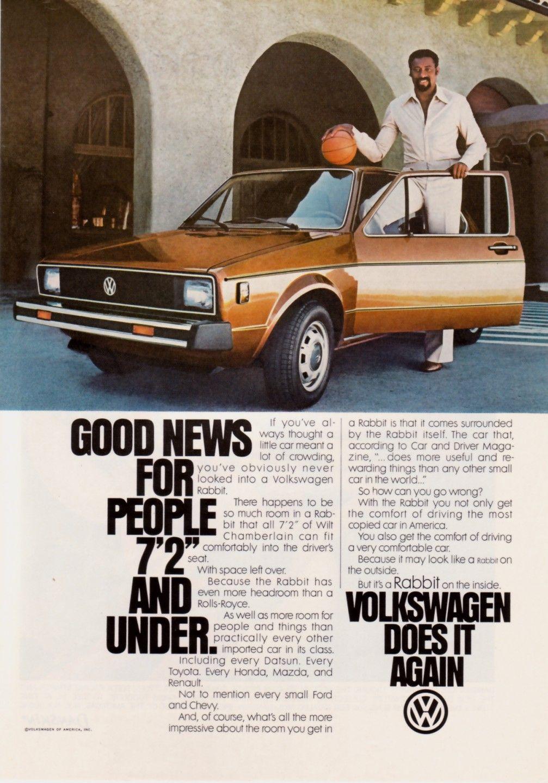 URBI-ET-ORBI……My Bucket List Journals. 1979 Volkswagen Rabbit print ...