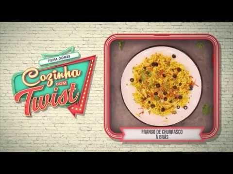 Filipa Gomes - Cozinha com Twist | Frango de churrasco à Brás