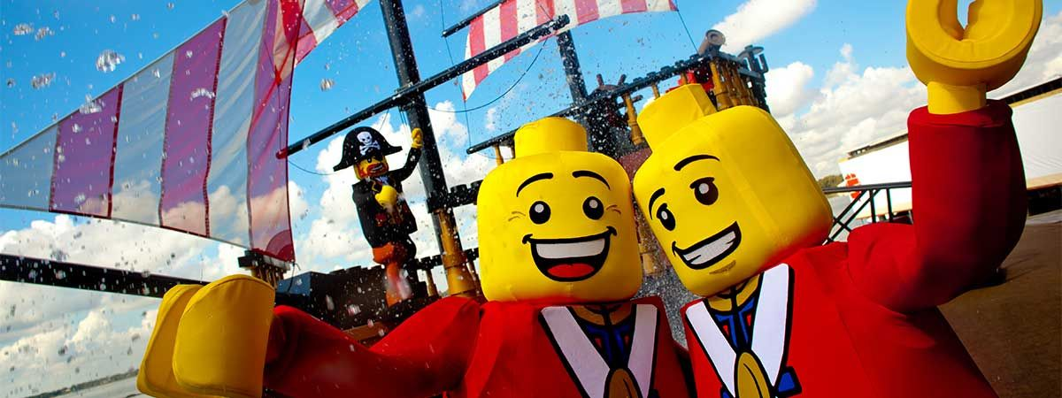 Legoland Florida & Universal Orlando Resort Vacation ...