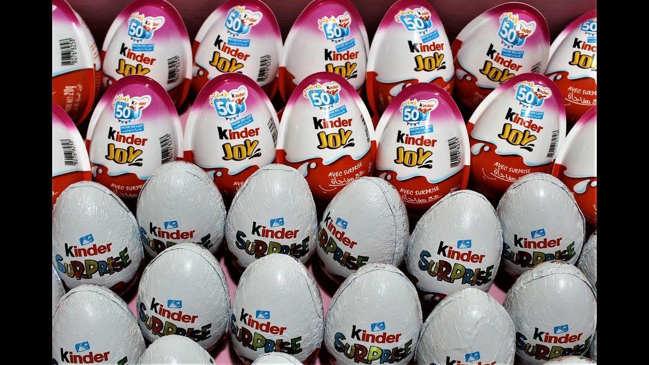 Collection Of 30 Kinder Joy Surprise Egg 15 Kinder Joy 15 Kinder Sur Kinder Joy Surprise Eggs Best Kids Toys Kinder Surprise