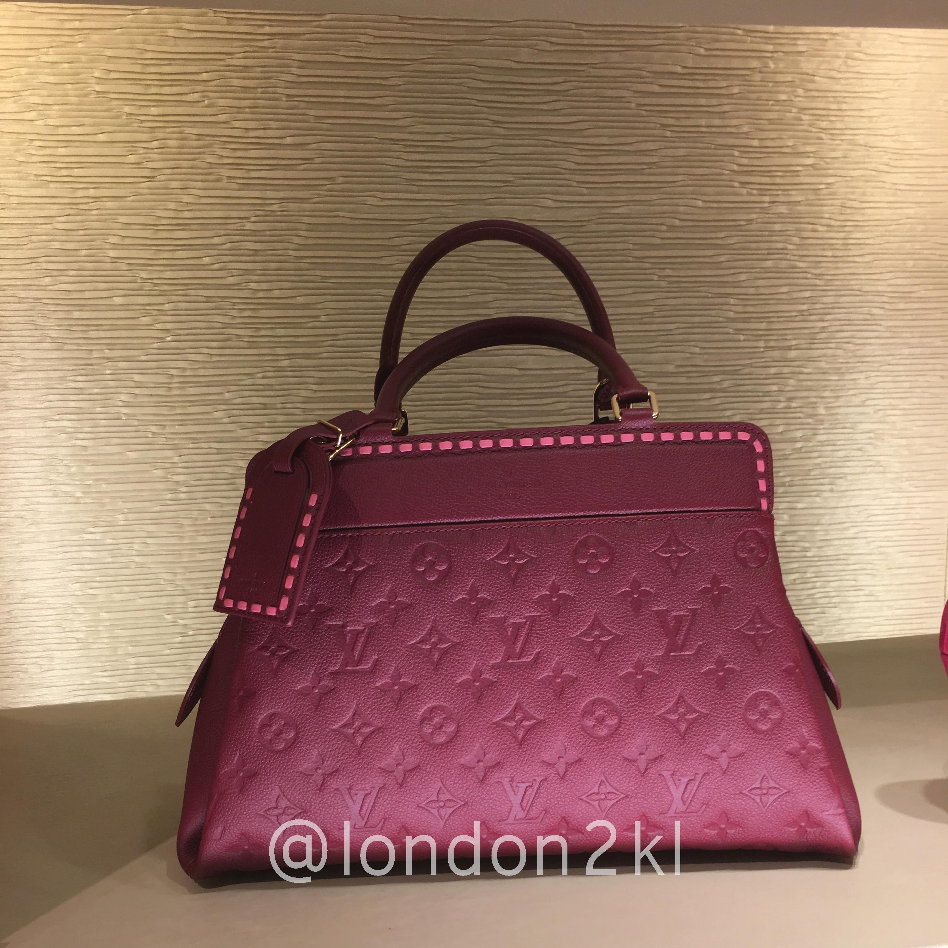 Vosges MM Louis Vuitton ❤❤❤ it  Order now. Once it s gone e32f3dcf0bd58