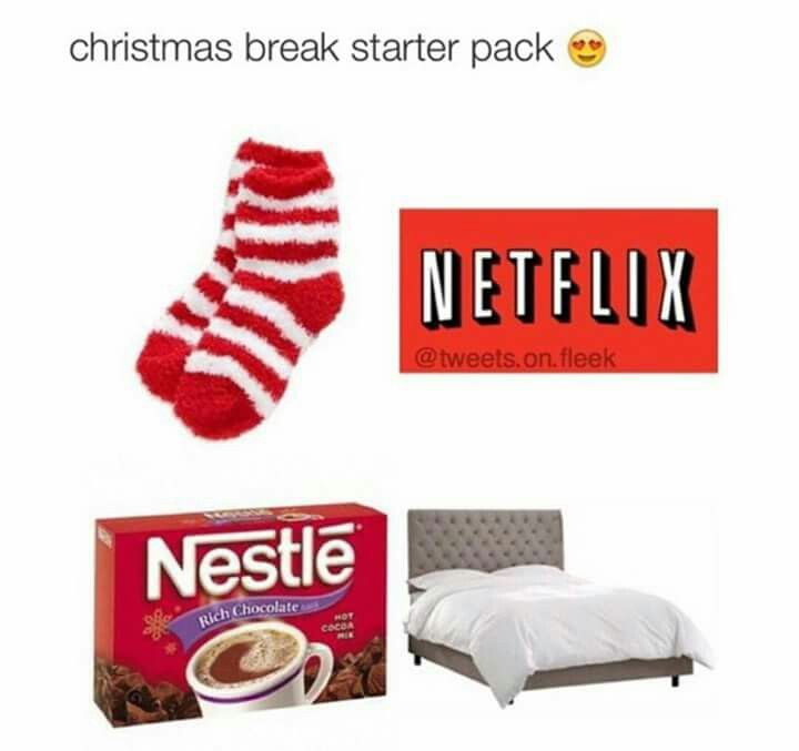 #christmasbreak