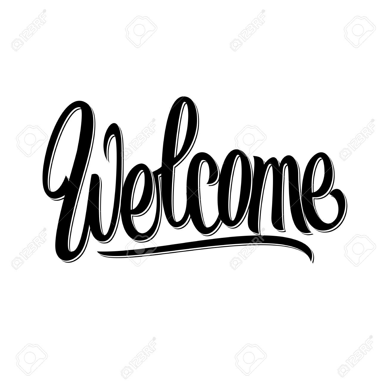 Welcome back hand lettering google search