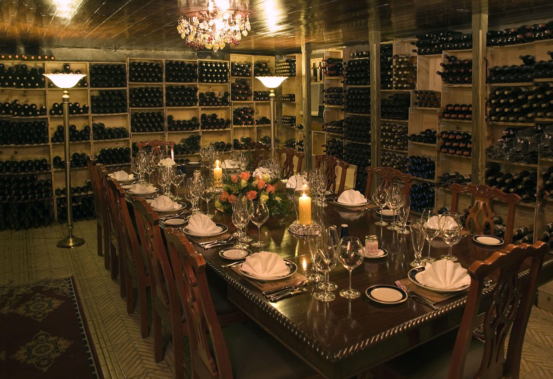 wine cellar dining room dining room wine cellar 150dpi home rh pinterest com Wine Room Decor glass wine cellar in dining room