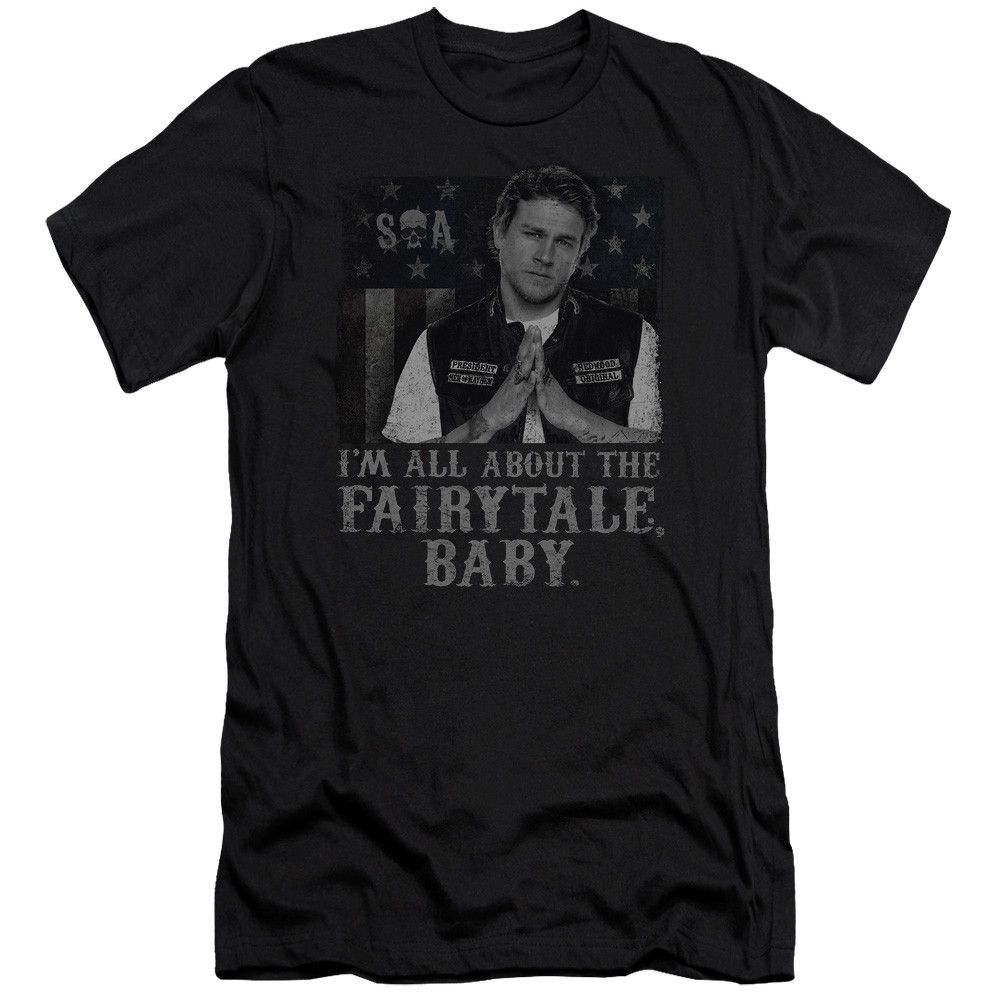 Sons of Anarchy: Fairytale Baby Slim Fit T-Shirt