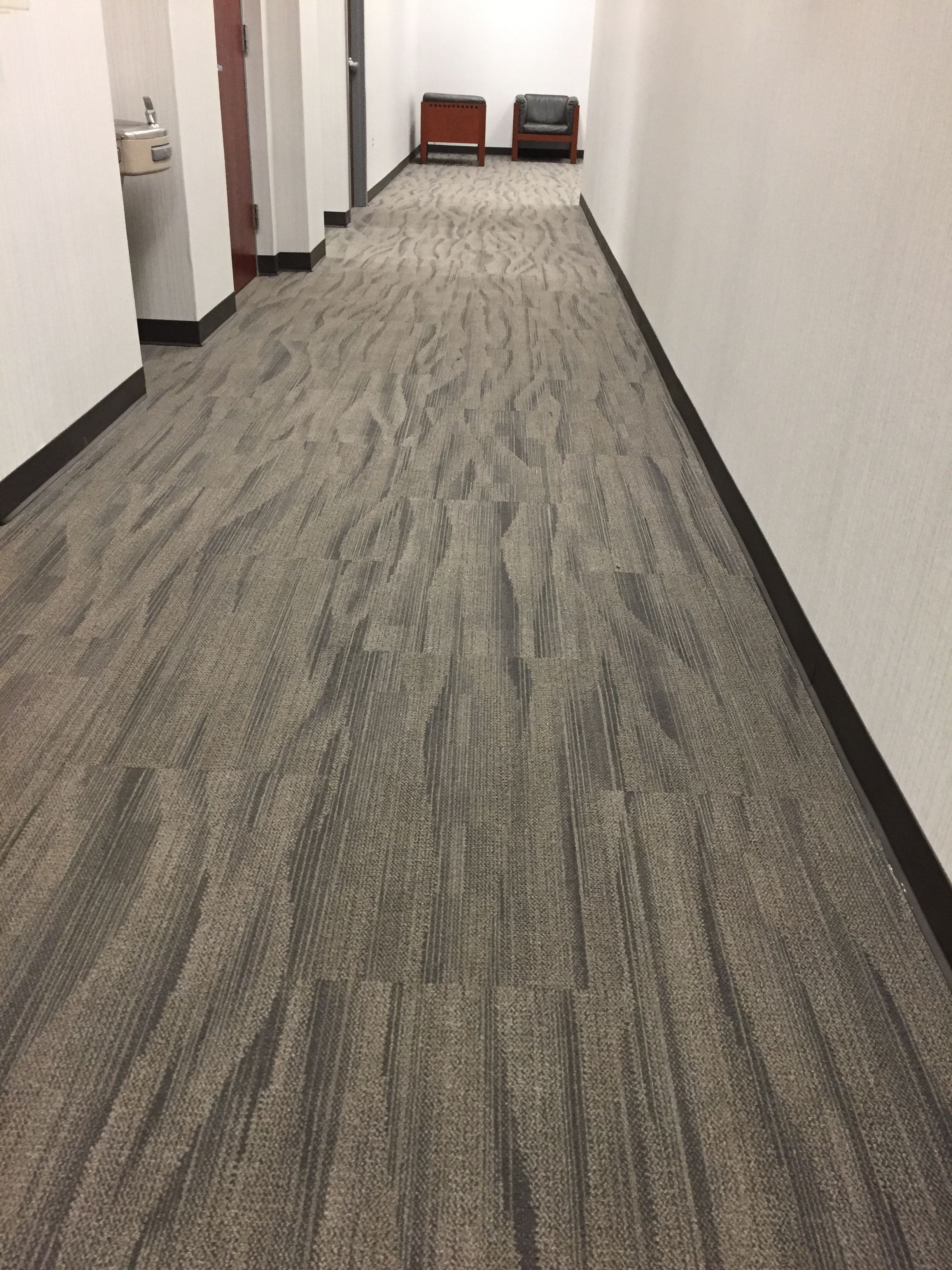 Carpet Tile By Ef Contract Style Low Tide 18x36 Carpet Tiles Healthcare Design Engineered Flooring