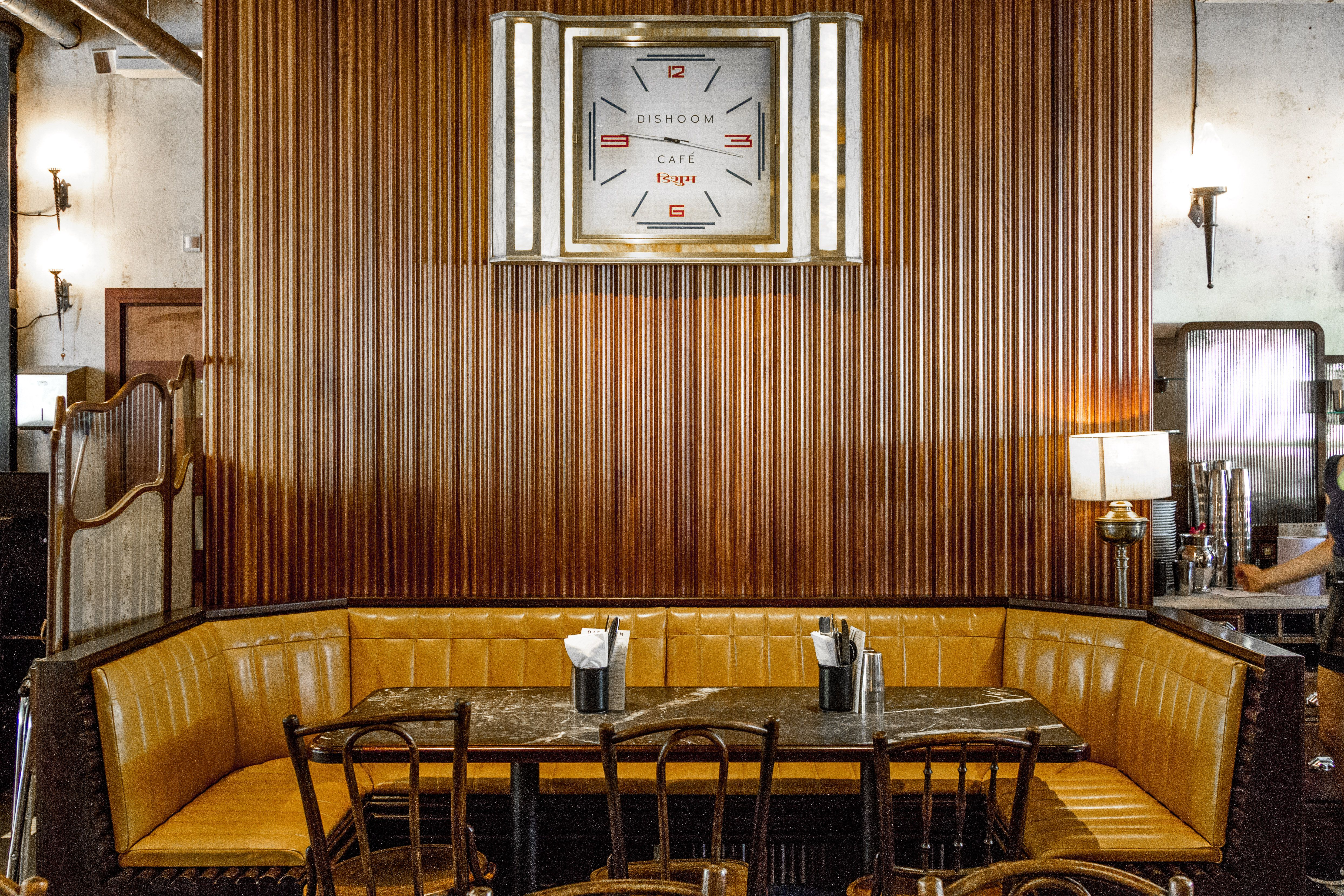 dishoom covent garden Google Search Booth seating