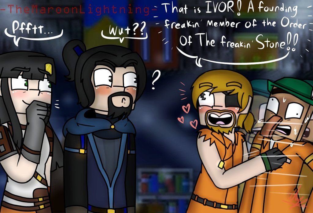 Minecraft Story Mode S2 Jack The Fanboy By Themaroonlightning