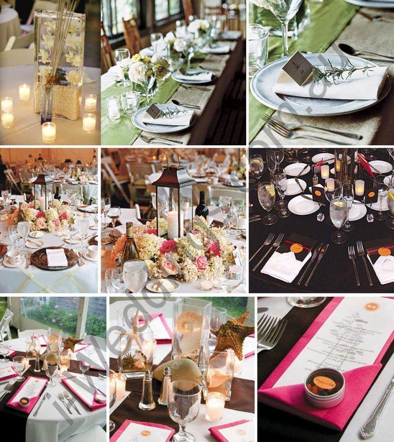 Unique Wedding Reception Decoration Ideas All
